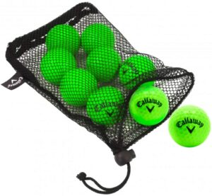 Callaway HX Practice 9-Pack Ball