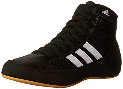 adidas Men's Boy's HVC2 Wrestling Mat Shoe