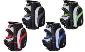 2)PROSiMMON Tour 14 Way Cart Golf Bag
