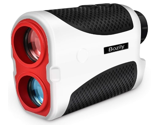 Bozily Golf Rangefinder with slope