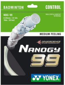Yonex Badminton String Nanogy99