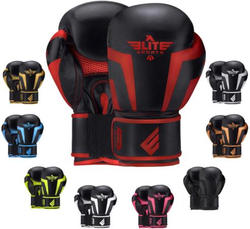 2020 Pro Boxing Gloves for Men & Women