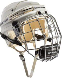 Bauer Hockey-Helmet-and-face-mask-Combos BAUER 4500 Helmet Combo