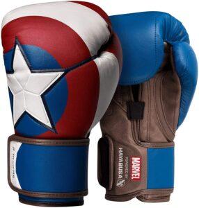 Hayabusa Marvel Hero Elite Boxing Gloves