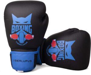 Liberlupus Kids Boxing Gloves, Boxing Gloves