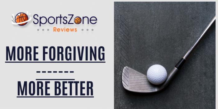 More forgiving more better