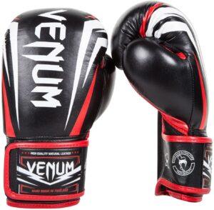 Venum Sharp Nappa Leather Boxing Gloves