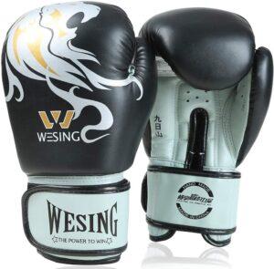 Wesing Pro Grade Boxing Gloves for Women